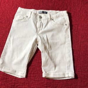 Levi's Shorts in White